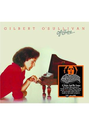 Gilbert O'Sullivan - Off Centre (Music CD)