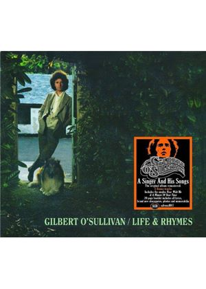 Gilbert O'Sullivan - Life & Rhymes (Music CD)