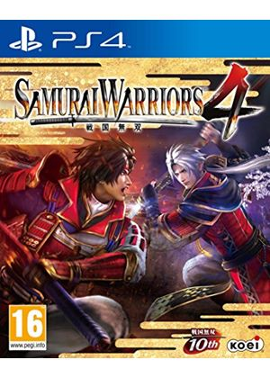 Samurai Warriors 4 PS4 Game
