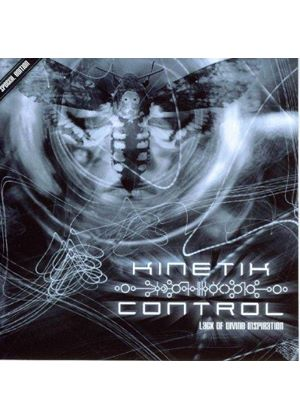 Kinetik Control - Lack of Divine Inspiration (Music CD)