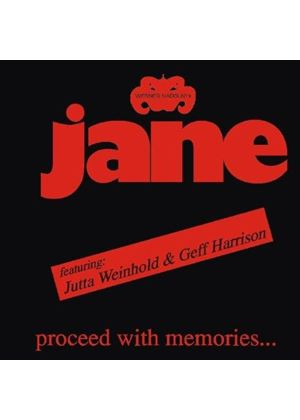 Jane - Proceed with Memories (Music CD)