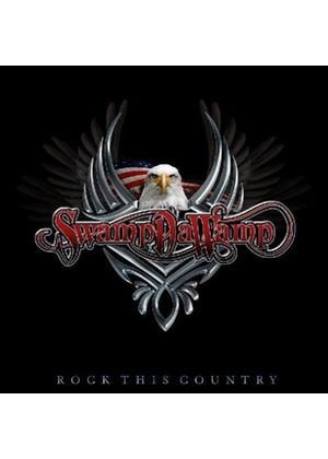 SwampdaWamp - Rock This Country (Music CD)