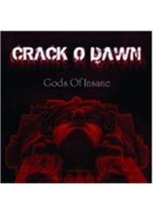 Crack Ov Dawn - Gods of Insane (Music CD)