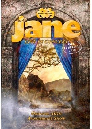 Jane - Live in Concert 2010 (Live Recording/+DVD)