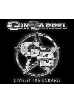 Gun Barrel - Live at the Kubana (Live Recording) (Music CD)
