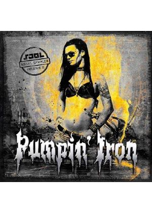 Various Artists - Pumpin' Iron, Vol. 2 (Music CD)