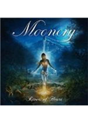 Mooncry - Rivers of Heart (Music CD)