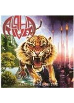 Alpha Tiger - Man Or Machine (Music CD)