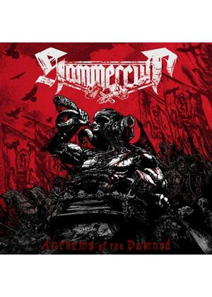 Hammercult - Anthems of the Damned (Music CD)