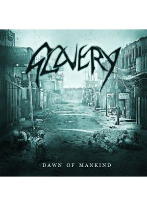 Slavery - Dawn of Mankind (Music CD)