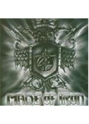 Made Of Iron - S / T (Music Cd)