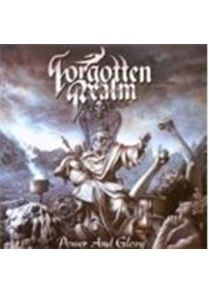 Forgotten Realm - Power And Glory (Music CD)