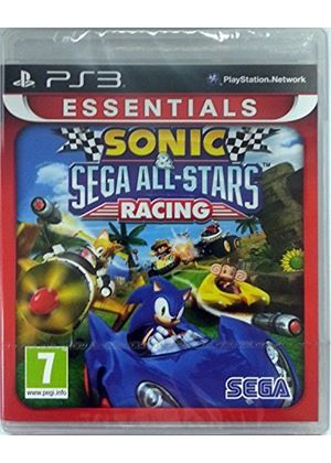 Sonic & SEGA All-Stars Racing - Essentials (PS3)