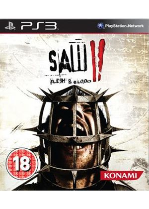SAW II - Flesh & Blood (PS3)