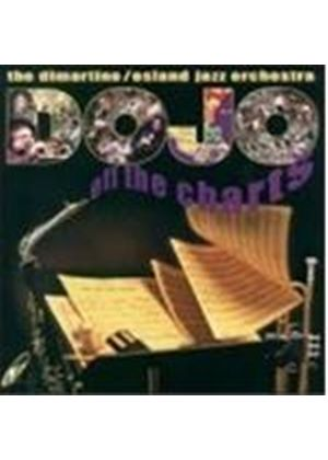 Dimartino/Osland Jazz Orchestra - Off The Charts [European Import]