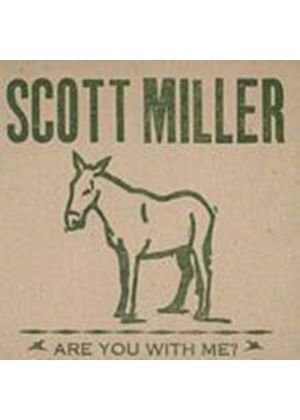 Scott Miller - Are You With Me? (Music CD)