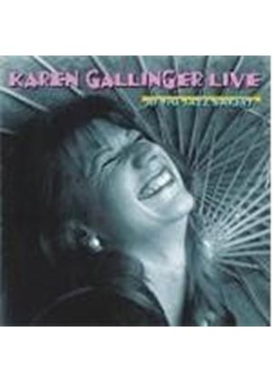 Karen Gallinger - Live At The Jazz Bakery [European Import]