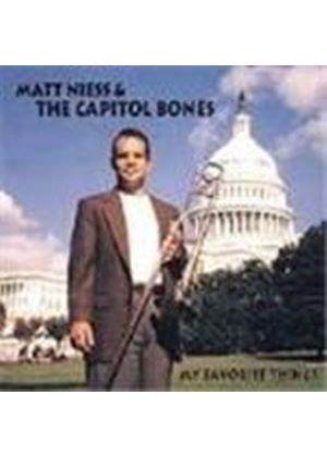Matt Niess & The Capitol Bones - My Favorite Things