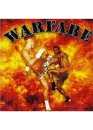 Warfare - Fierce Intensions (Music Cd)