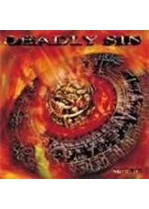 Deadly Sin - Sunborn (Music CD)