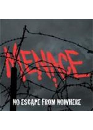 Menace - No Escape From Nowhere (Music CD)