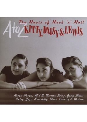 Various Artists - A-Z Of Kitty, Daisy & Lewis: The Roots Of Rock 'N Roll (Music CD)