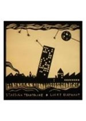 Lucky Elephant - Star Sign Trampoline (Music CD)