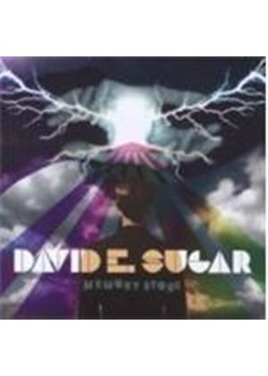 David E. Sugar - Memory Store (Music CD)