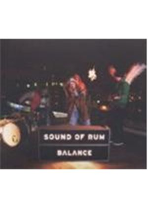 Sound Of Rum - Balance (Music CD)