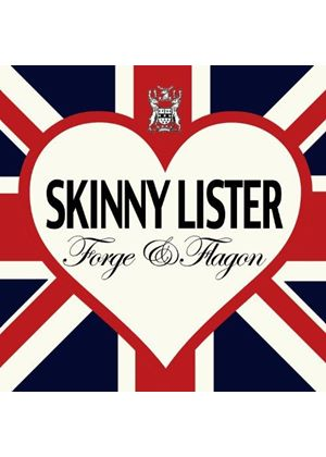 Skinny Lister - Forge & Flagon (Music CD)