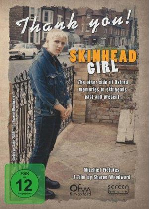 Thank You Skinhead Girl - Thank You Skinhead Girl (Music CD)