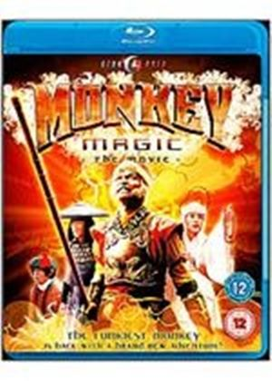 Monkey Magic (Blu-Ray)
