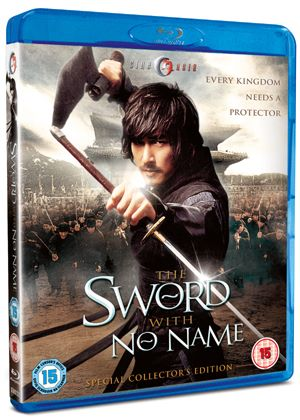 Sword With No Name (Blu-Ray)