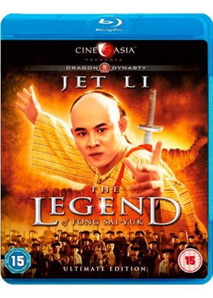 The Legend of Fong Sai-Yuk (Blu-ray)
