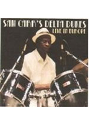Sam Carr's Delta Jukies - Live In Europe (Music CD)
