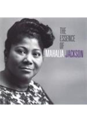 Mahalia Jackson - Essence Of Mahalia Jackson, The (Music CD)
