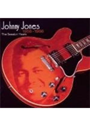 Johnny Jones - 1956-1966 The Session Years (Music CD)