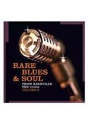Various Artists - Rare Blues And Soul From Nashville (Music CD)