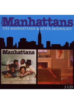 Manhattans (The) - Manhattans/After Midnight (Music CD)