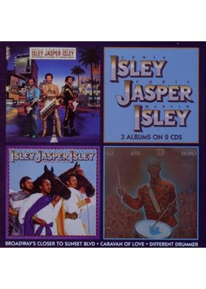 Isley-Jasper-Isley - Broadway's Closer To Sunset Blvd (Music CD)