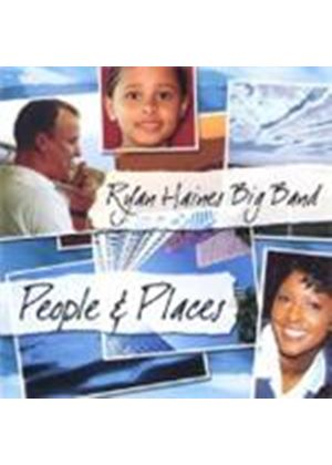 Ryan Haines Big Band - People And Places