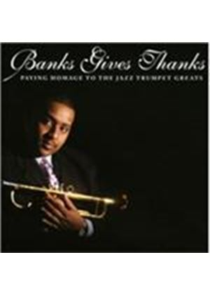 Ansyn Banks - Banks Gives Thanks (Music CD)
