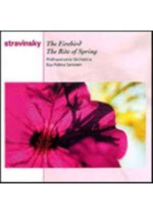 Igor Stravinsky - Rite Of Spring & Firebird (Salonen) (Music CD)