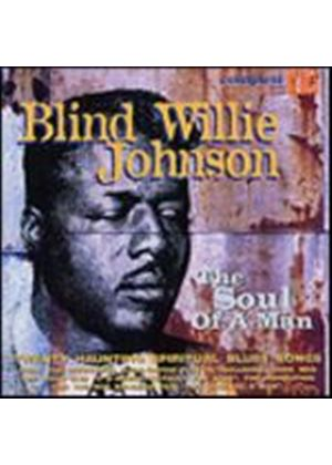 Blind Willie Johnson - Soul Of A Man (Music CD)