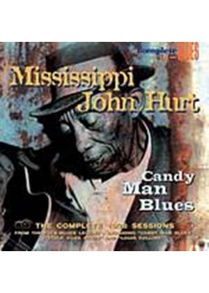 Mississippi John Hurt - Candy Man Blues (Music CD)