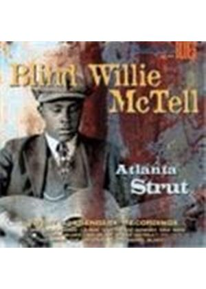 Blind Willie McTell - Atlanta Strut (Twenty Legendary Recordings)