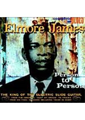 Elmore James - Person To Person (Music CD)