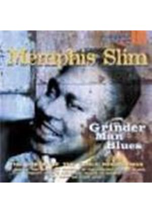 Memphis Slim - Grinder Man Blues (The Cream Of The Early Recordings)
