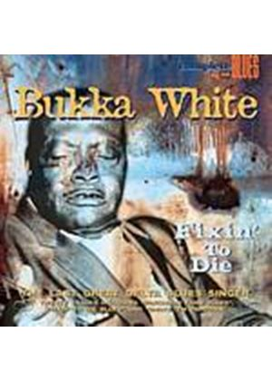 Bukka White - Fixin To Die (Music CD)