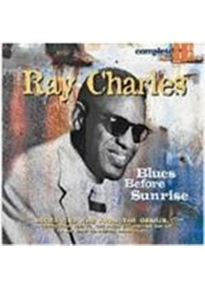 Ray Charles - Blues Before Sunrise (Music CD)